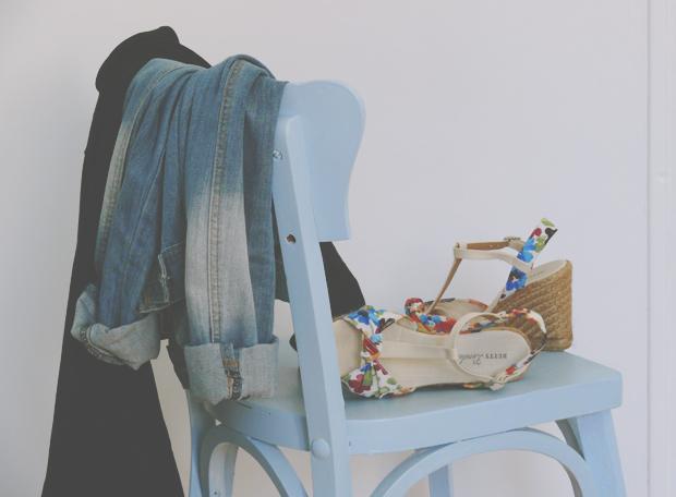 deco-chambre-bleue-pastel-chaise-vintage-pastel Quotidien de jeune ...