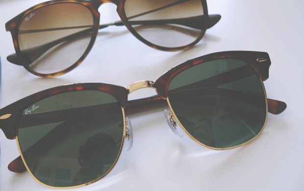 lunette ray ban aviator vintage