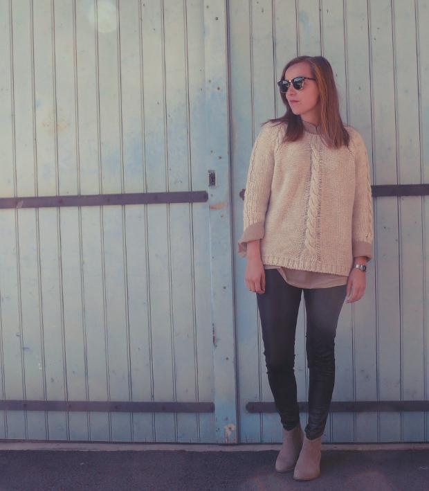 Blog mode pull doudou zara chemise american vintage for Zara haute savoie