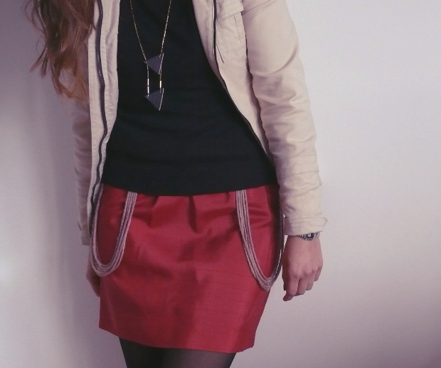 Blog mode robe elysim veste zara quotidien de jeune maman for Zara haute savoie