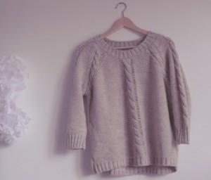 Pull zara grosses mailles laine quotidien de jeune maman for Zara haute savoie