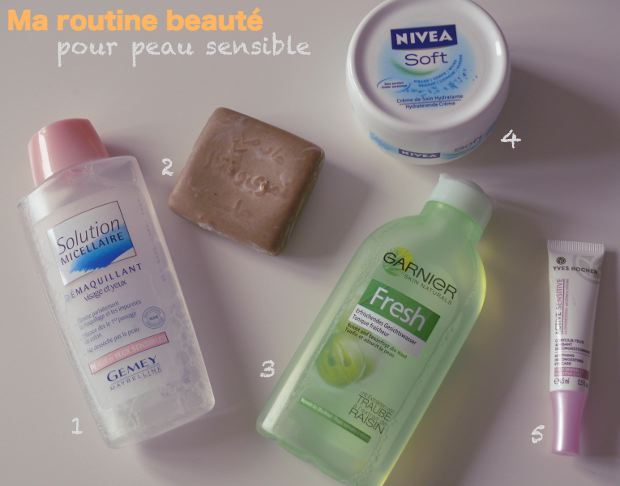 savon pour peau mixte