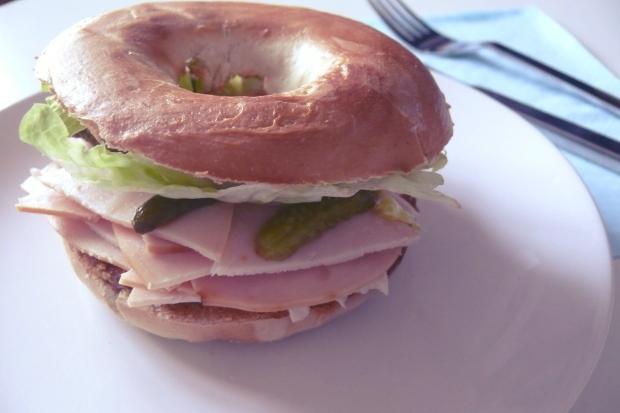 Bagel light a fa ire a la maison recette legere blog - Cuisine legere au quotidien ...