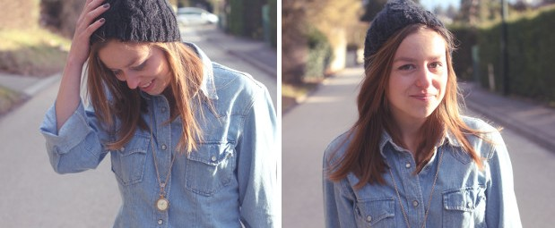 chemise-jean-tendance-blogueuse-mode-preppy-vintage