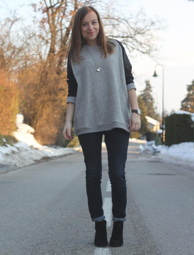 Sweat casual zara bimatiere blog e mode bottines ash for Zara haute savoie