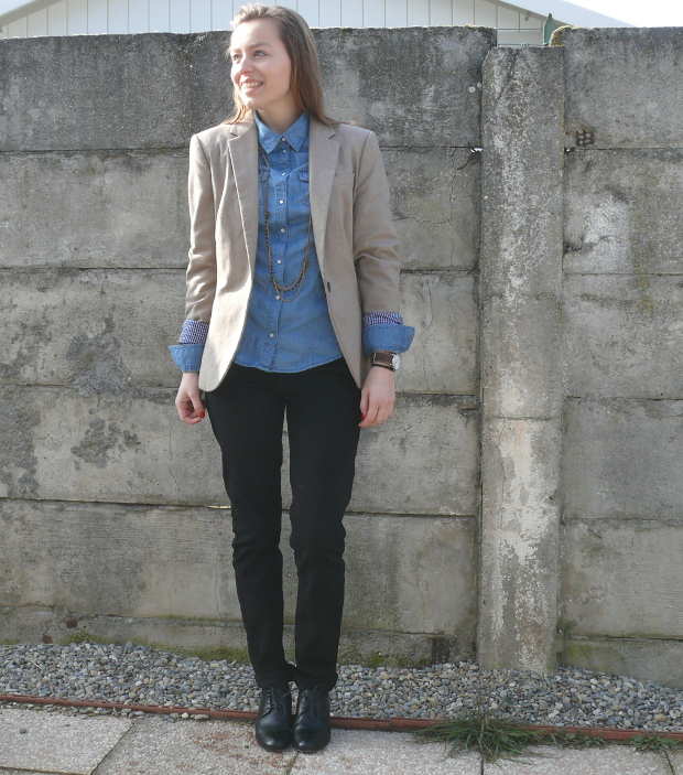7c3526b5e21f1 blazer-zara-chemise-en-jean-look-preppy-style-blog-de-mode-derbies ...