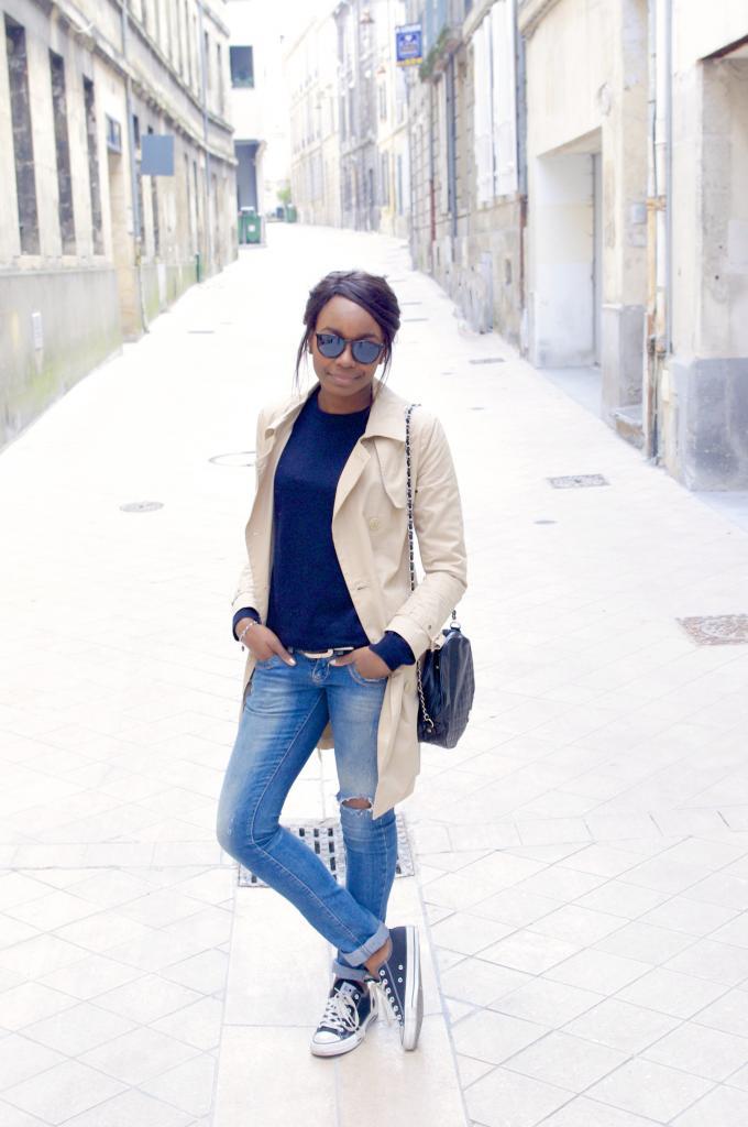 look converse blog mode Jeune Maman écolo et gourmande!