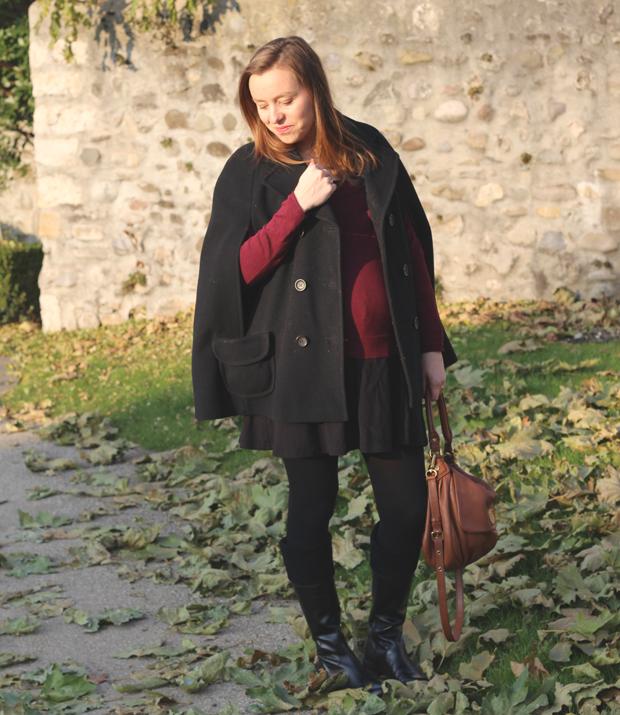 cape-femme-enceinte-manteau
