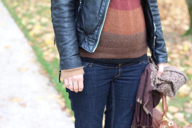 tenue-automne-femme-enceinte-pull-kookai-camel