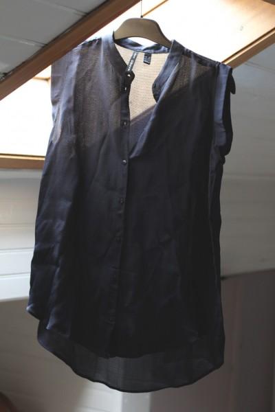 blouse-bleue-mango