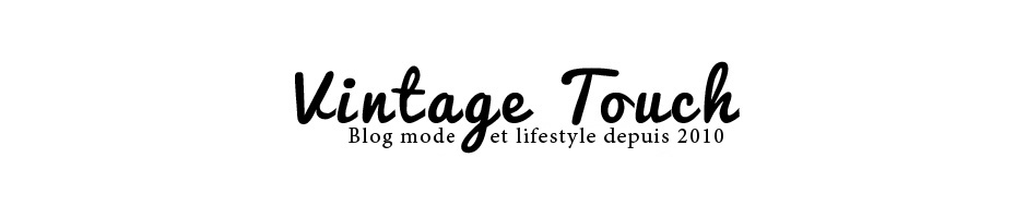 Vintage Touch Blog