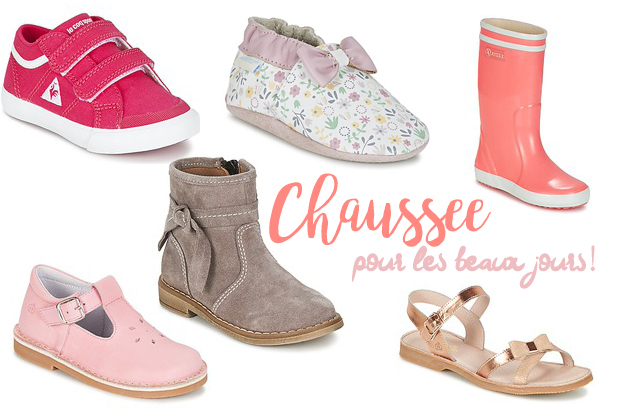 chaussures-fille